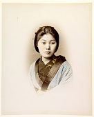view 9 [Portrait: young girl], [ca. 1880s]. [graphic] digital asset number 1