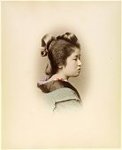 view 12 [Portrait: young girl], [1860 - ca. 1900]. [graphic] digital asset number 1