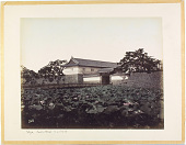view 308 Tokyo castle moat and lotuses, [1860 - ca. 1900]. [graphic] digital asset number 1