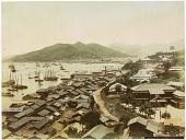 view 10 Harbour Nagasaki digital asset: 10 Harbour Nagasaki, [graphic]