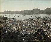 view [Nagasaki Harbor] digital asset: [Nagasaki Harbor], [graphic]