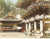 view 768 Great gate, Nikko digital asset: 768 Great gate, Nikko, [graphic]