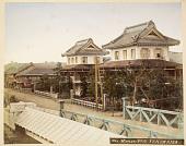 view The house no. 9, Yokohama, [ca. 1880s]. [graphic] digital asset number 1