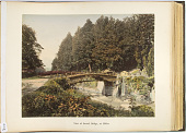 view View of sacred bridge at Nikko, [1860 - ca. 1900]. [graphic] digital asset number 1
