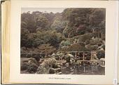 view View of Mikado's garden, at Kioto digital asset: View of Mikado's garden, at Kioto, [graphic]