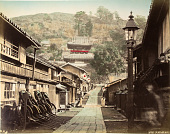 view H78 Nagasaki, [1860 - ca. 1900]. [graphic] digital asset number 1