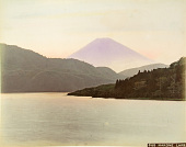 view 865 Hakone lake, [1860 - ca. 1900]. [graphic] digital asset number 1
