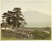 view No. 395 Tokaido bridge, [1860 - ca. 1900]. [graphic] digital asset number 1