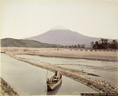 view C25 Fuji-yama from Iwabuchi, [1860 - ca. 1900]. [graphic] digital asset number 1