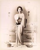 view [Portrait of an elegant woman], [1860 - ca. 1900]. [graphic] digital asset number 1