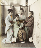 view [Four women], [1860 - ca. 1900]. [graphic] digital asset number 1