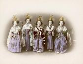 view [Children dressed as dancers], [1860 - ca. 1900]. [graphic] digital asset number 1