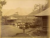 view Nikko: Dainichido garden, [1872 - 1881]. [graphic] digital asset number 1
