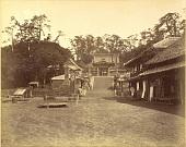 view Kamakura: Ryuko-ji, [1872 - 1881]. [graphic] digital asset number 1