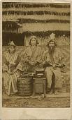 view [Three Ainu] digital asset: [Three Ainu], [graphic]