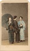 view Merchants family, [ca. 1860]. [graphic] digital asset number 1