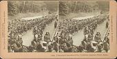 view 14020. Triumphal Procession of the Victorious Japanese, Nikko, Japan digital asset: 14020. Triumphal Procession of the Victorious Japanese, Nikko, Japan, [graphic]