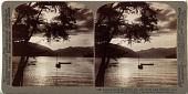 view (43) Looking toward the setting sun, over lovely Lake Chuzenji digital asset: (43) Looking toward the setting sun, over lovely Lake Chuzenji, [graphic]