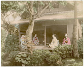 view Mrs. Harry C. Norcross Collection of Early Photographs of Japan, circa 1890's digital asset: Mrs. Harry C. Norcross Collection of Early Photographs of Japan, circa 1890's