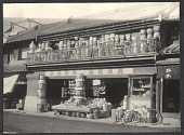 view A Japanese pottery shop. 1905 digital asset number 1