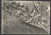 view Small Japanese boats, seen from shipboard. 1905 digital asset number 1