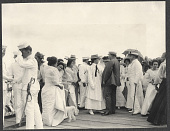 view Alice Roosevelt and William H. Taft in the Philippines. August, 1905 digital asset number 1