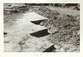 view First of three terraces, Lotus Garden, Dholpur, India, 1978 digital asset number 1