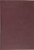 view Elizabeth Moynihan Collection, Series 5: Notebooks, Notebook 2: Pressed flowers, June 1-5, 1974 digital asset number 1