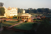 view Jai Mahal Garden in Jaipur, India digital asset number 1