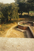 view Octagonal pool in the Kabuli Bagh Mosque, Panipat, India 1978 digital asset number 1