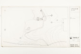 view Lotus Garden site plan: Babur's Lotus Garden, Dholpur, 1985. [drawing] digital asset number 1