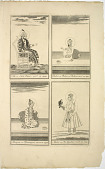 view Prints from Atlas Historique, Ou Nouvelle Introduction A L'Histoire, by Henri Abraham Chatelain, Zacharie Chatelain, and Zacharie Chatelain, Jr., 1705-1732 digital asset number 1