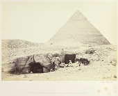 view Six Photographic Prints by Francis Frith, 1857 digital asset number 1