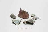 view 7 bronze fragments digital asset number 1