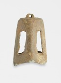 view Funerary replica (<em>mingqi</em>) of a bell digital asset number 1
