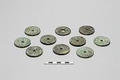 view Chinese bronze coins digital asset number 1