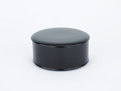 view Lacquered lidded bowl for serving rice (hanki) digital asset number 1