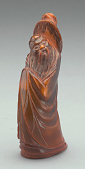 view Carved standing figure digital asset number 1