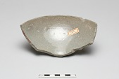 view Part of bowl from lip to turn to base digital asset number 1