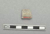 view Small fragment of everted rim of small bowl or plate digital asset number 1