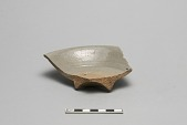 view Base of shallow bowl with everted rim digital asset number 1