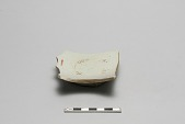 view Base of bowl with foot digital asset number 1