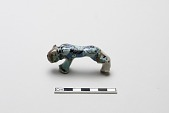 view Lion-shaped handle fragment from a vessel digital asset number 1