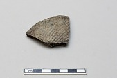 view Vessel wall fragment, possibly Double-F vessel digital asset number 1