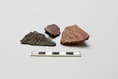 view Stone from Sinai peninsula, three fragments digital asset number 1