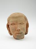 view Head of a man (part of a figure) digital asset number 1