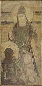 view Bodhisattva and Dark-skinned Figure digital asset number 1