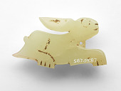 view Pendant in the form of a rabbit digital asset number 1