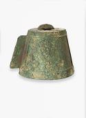 view Clapper bell (<em>ling</em>) with flange digital asset number 1