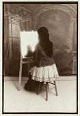 view Untitled (seated woman in front of mirror) digital asset number 1